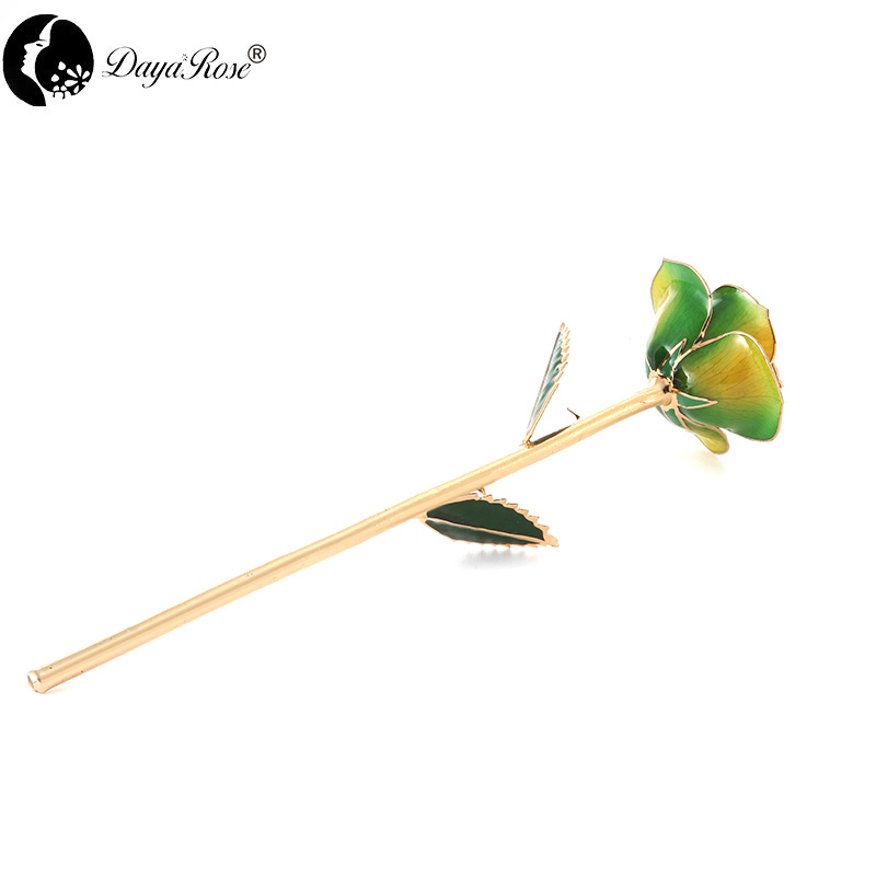 Wholesale Processing Customized Diana Three-color Gold Rose