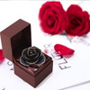 Love The Only Black Gold Rose (natural Rose)