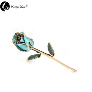 Daiya Gold Rose Bud (sky Blue)