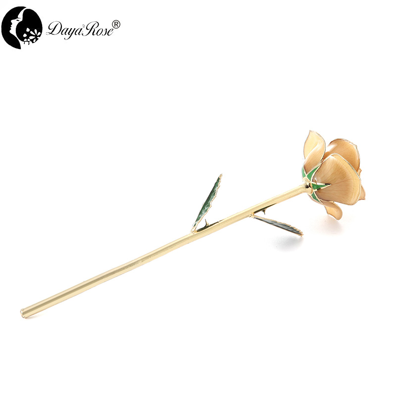 Wholesale Processing Customized Diana Champagne Gold Rose