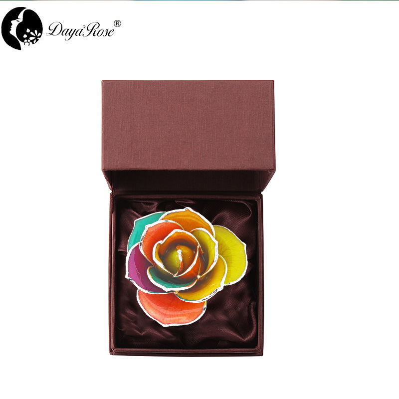 Silver Seven Color Rose(Independent Beautiful)