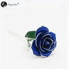 Rose in Blue with Silver (September)