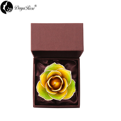 Love A Yellow-green Gold Rose (natural Rose)