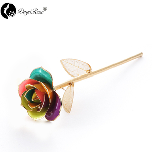 Daiya Colorful Rose 24K Gold (gold Leaf)